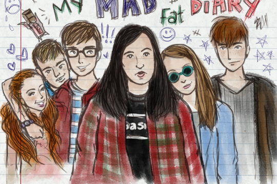 Conversa informal: My Mad Fat Diary