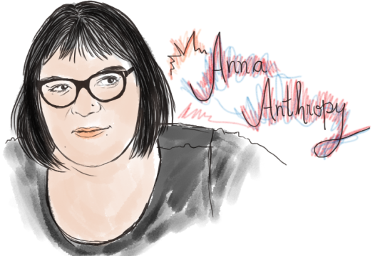 Personagem Tech do Mês: Anna Anthropy