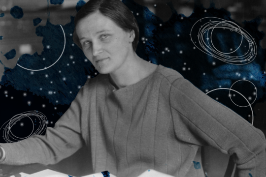 Personagem Tech do Mês: Cecilia Payne