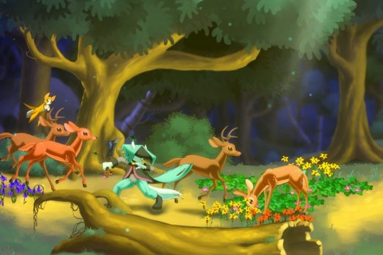 Game do Mês: Dust – An Elysian Tail