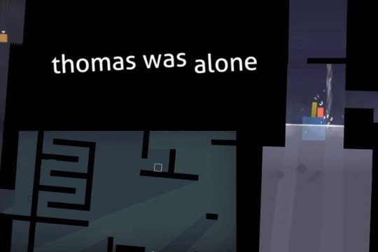 Game do Mês: Thomas was Alone
