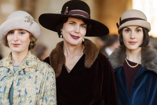 As mulheres de Downton Abbey