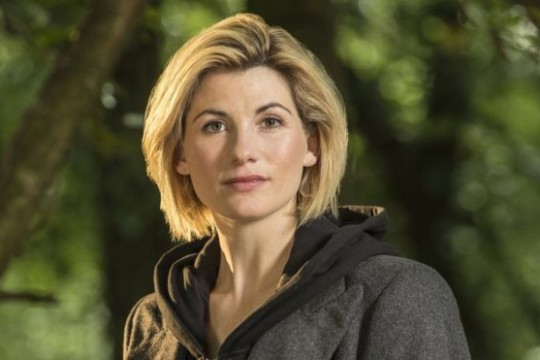 Jodie Whittaker, a Senhora do Tempo de 'Doctor Who'