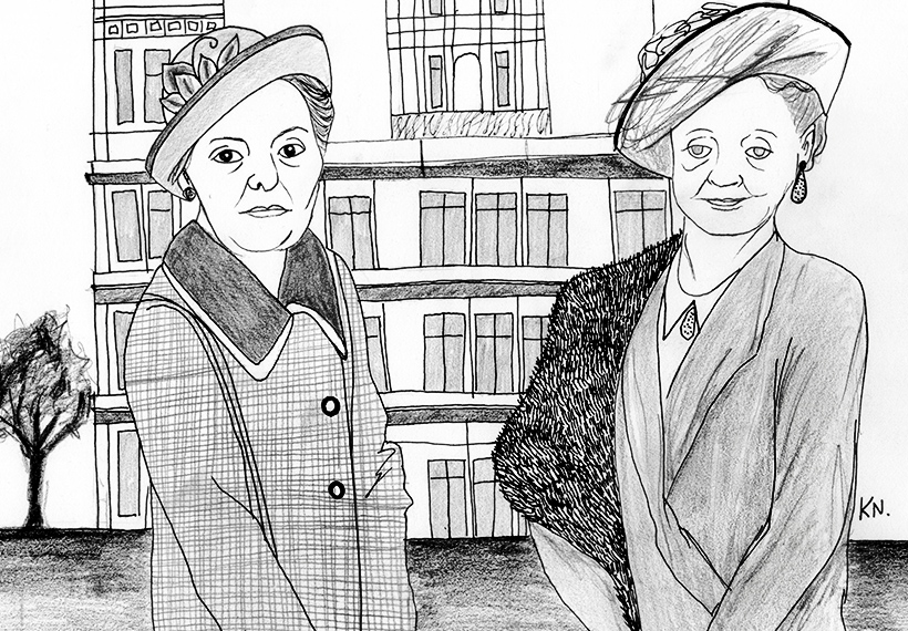 downton-abbey-ilustra
